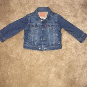 Levi Infant Denim Jacket